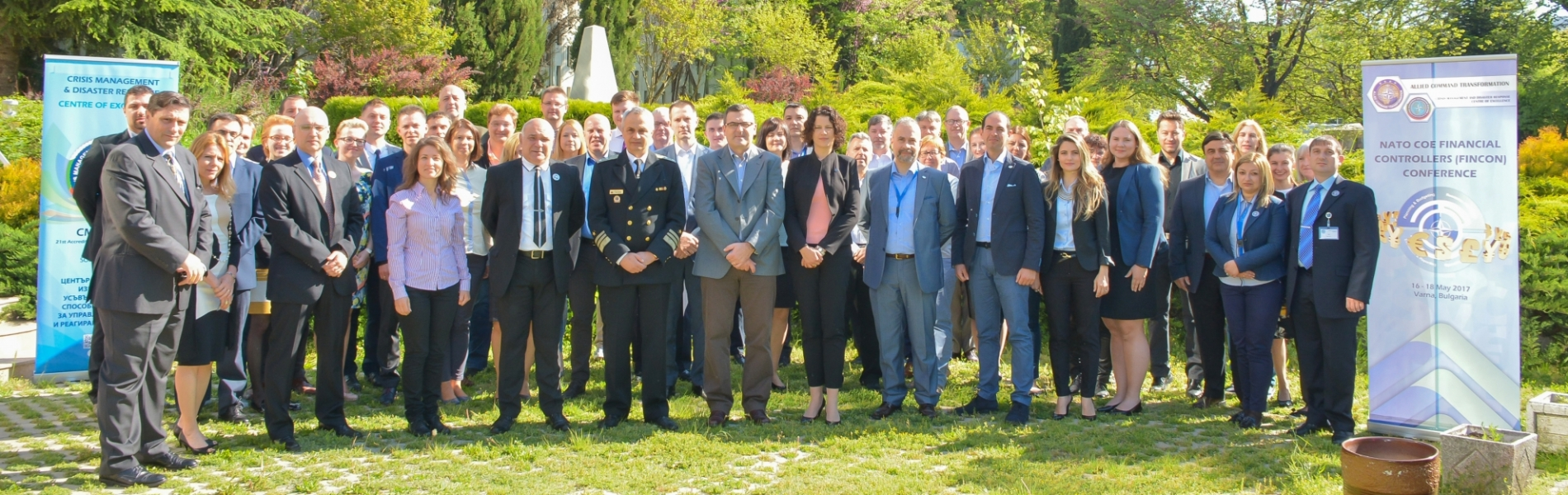 3rd NATO Centres of Excellence Financial Controllers  (FINCON) Conference – 2017