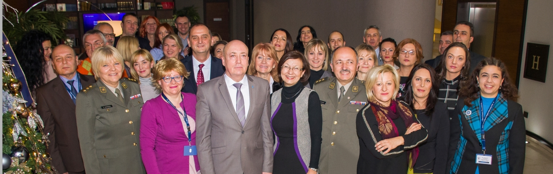 STRESS MANAGEMENT AND RESILIENCE TRAINING COURSE WAS SUCCESSFULLY CONDUCTED IN BELGRADE