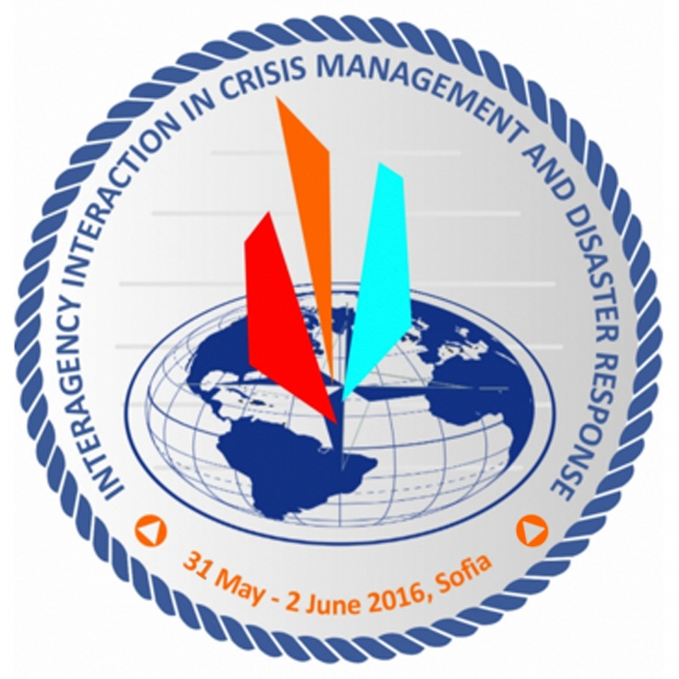 __  28.2. CONFERENCE: Interagency Interaction in Crisis Management & Disaster Response