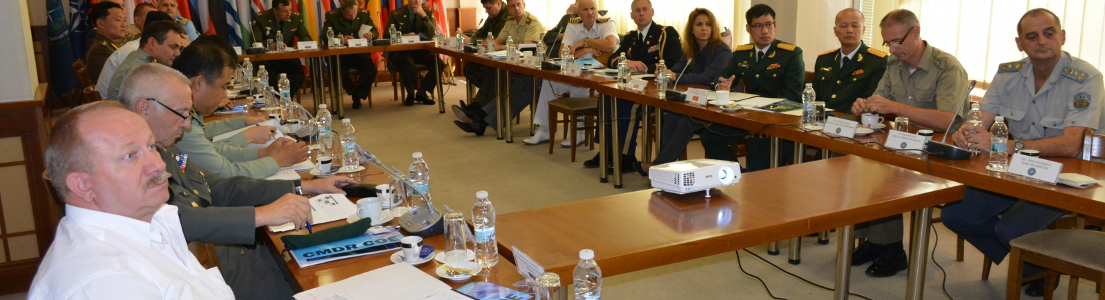 Military Attaché Corps Visit