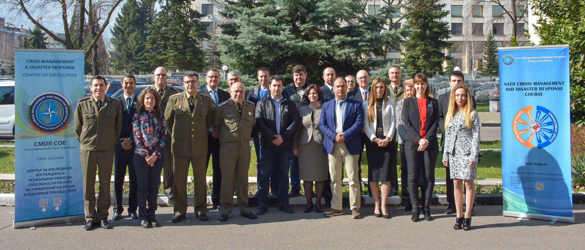 Five-day Crisis Management and Disaster Response Course was successfully conducted