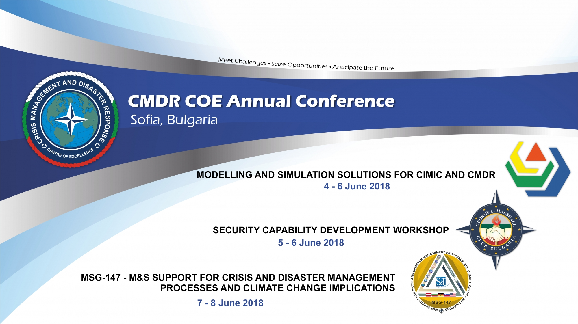 CMDR COE to Hold 6th Annual Conference
