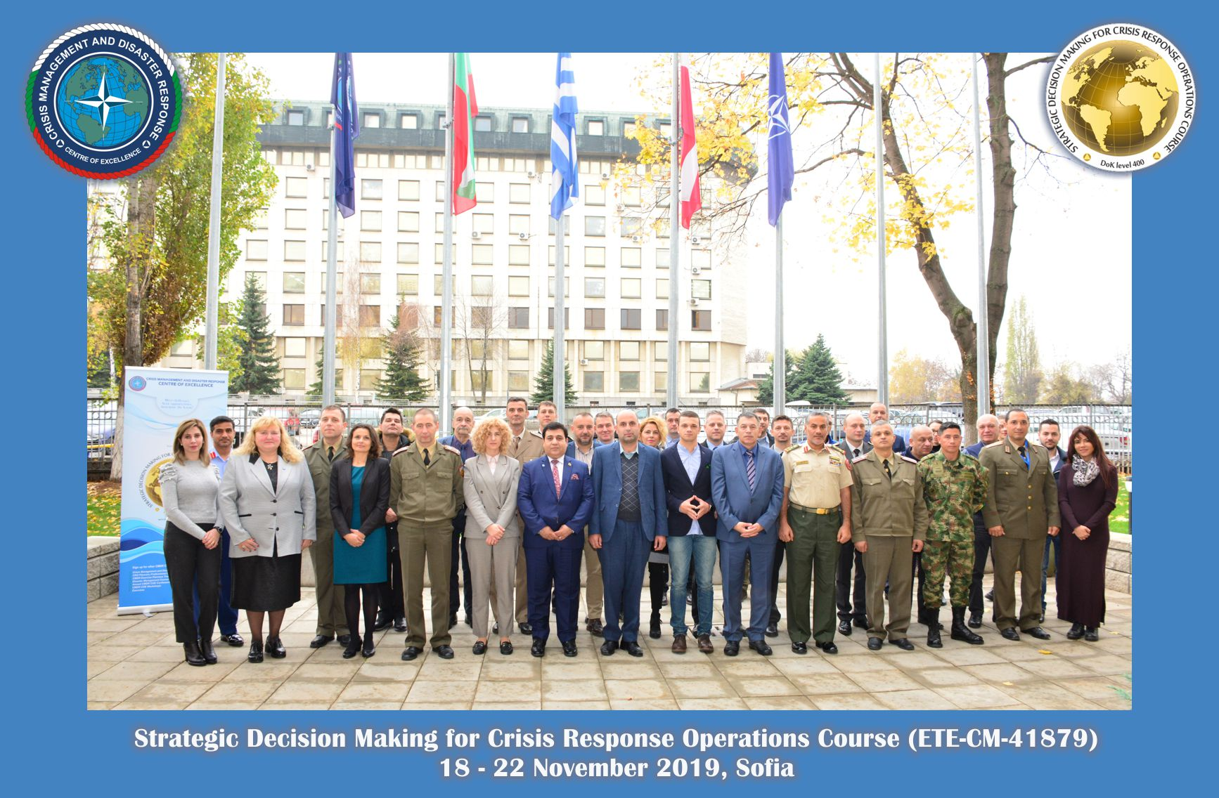 2019 Strategic Decision-Making for CRO successfully conducted
