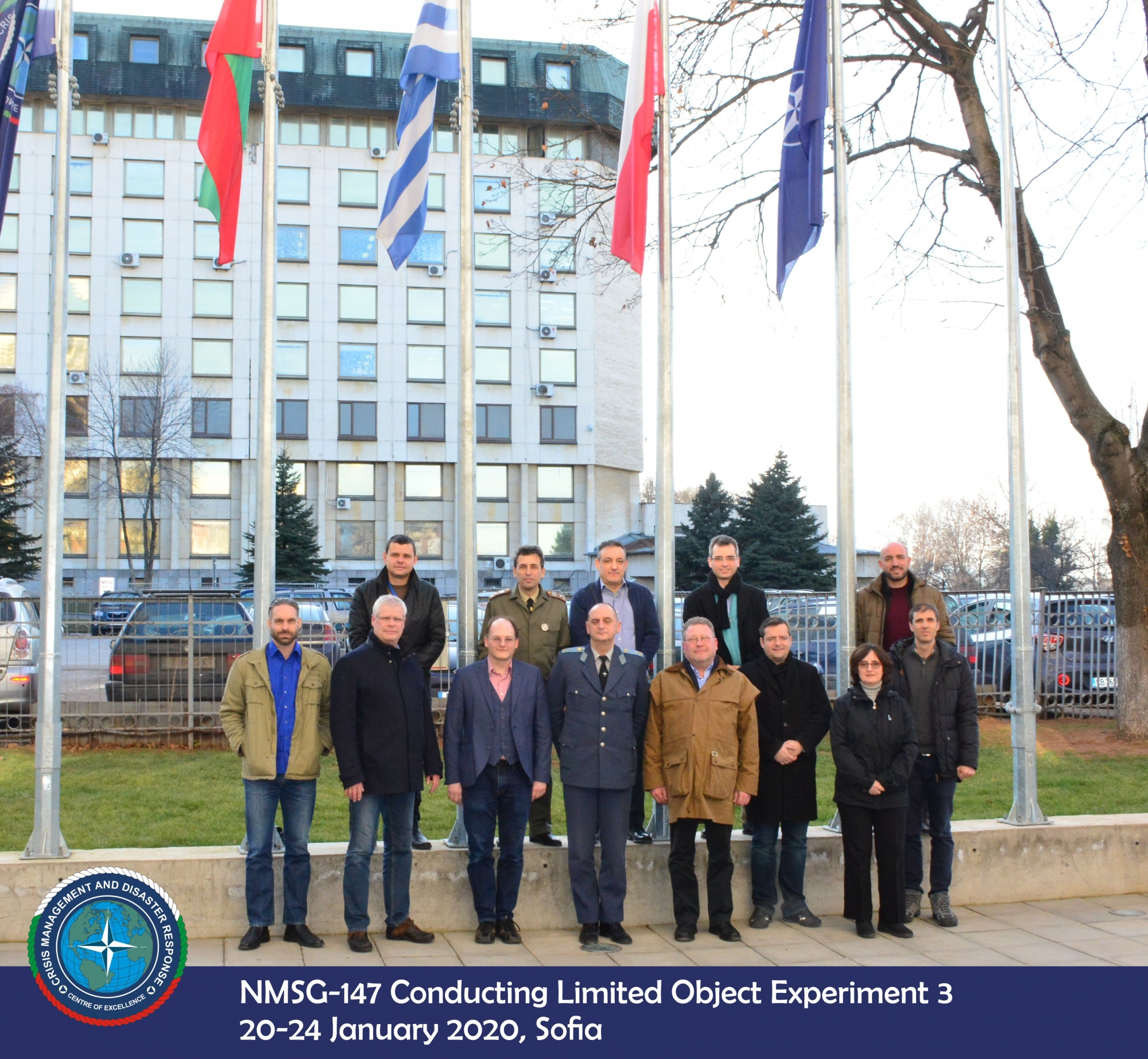 Project NMSG-147 Completion