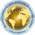 HIGHER COMMAND CRISIS RESPONSE OPERATIONS COURSE