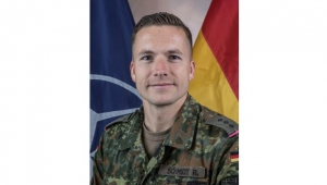 Major Robin Schmidt